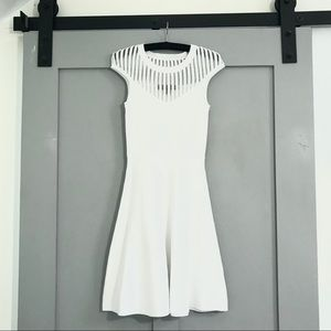 NWOT French Connection White Dress
